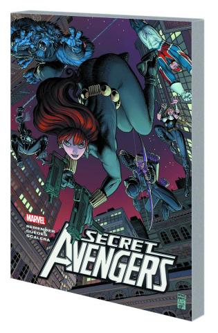 Secret Avengers by Rick Remender Vol. 2: AvX