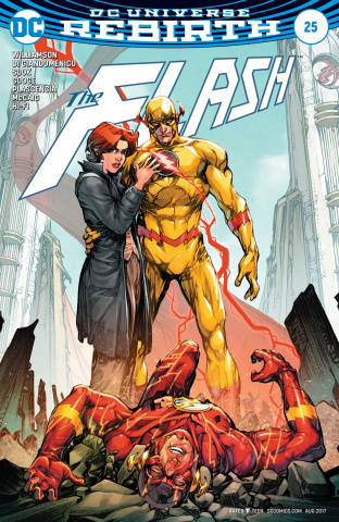 The Flash #25 (Variant Cover)