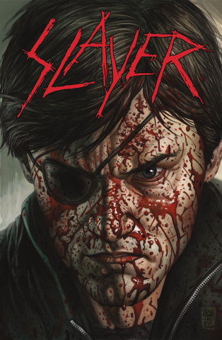 Slayer: Repentless #1 (Fabry Cover)