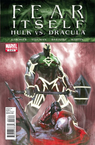 Fear Itself: Hulk vs. Dracula #3