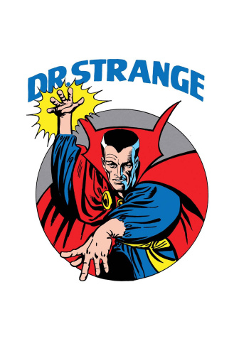 Doctor Strange #381 (Ditko 1965 T-Shirt Cover)