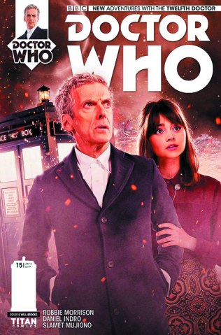 Doctor Who: New Adventures with the Twelfth Doctor #15 (Subscription Photo Cover)