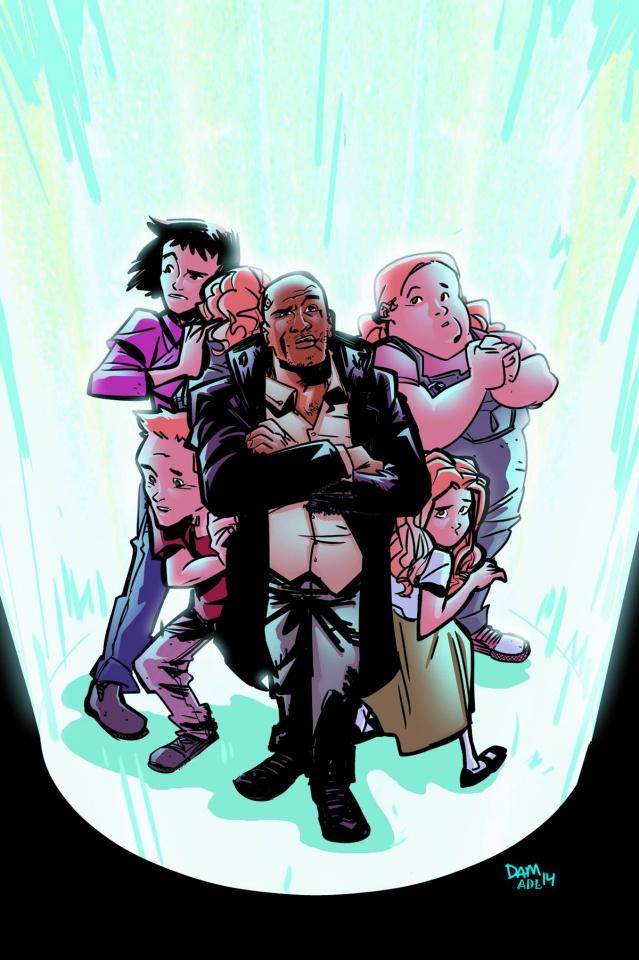 Tales of Mr. Rhee: Karmageddon #2