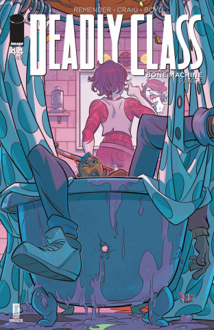 Deadly Class #44 (Galloway Cover)