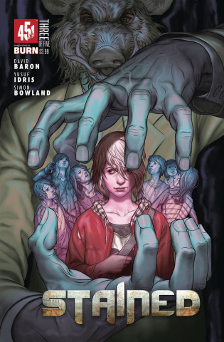 Stained #3 (Morris Cover)