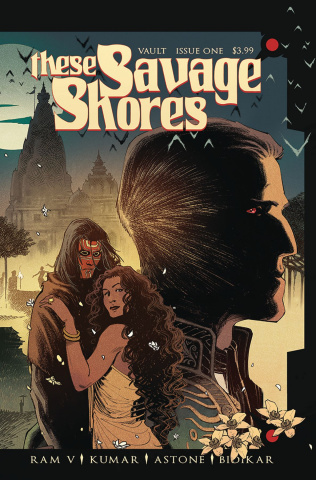 These Savage Shores #1 (3rd Printing)