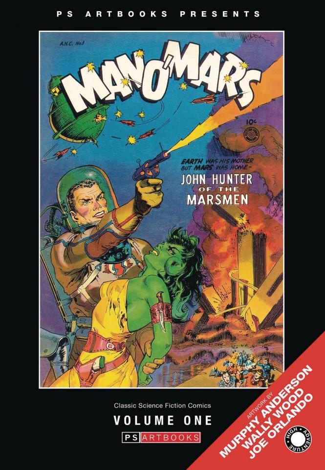 Classic Science Fiction Comics Vol. 1