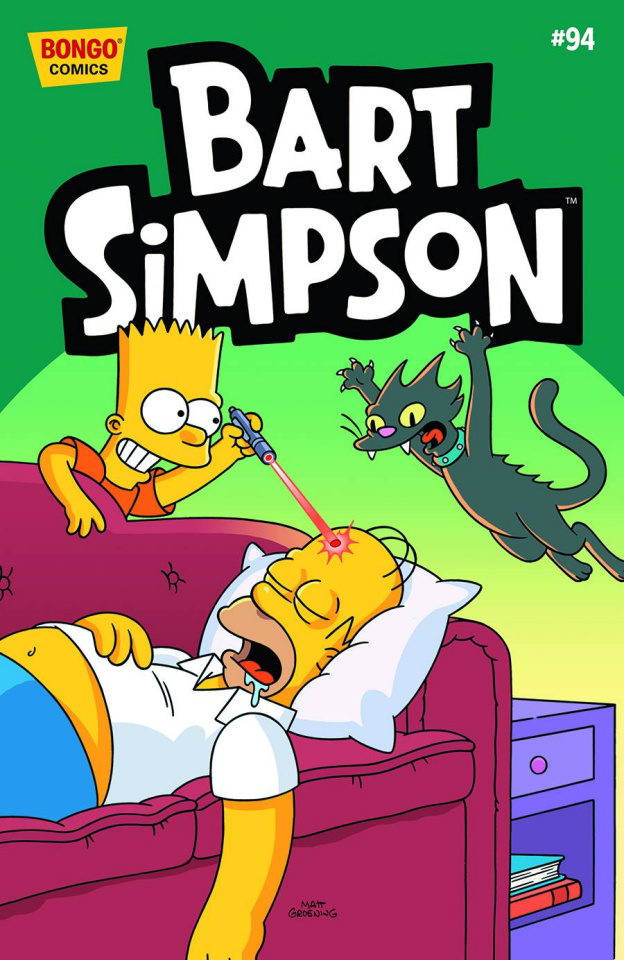 Bart Simpson Comics #94