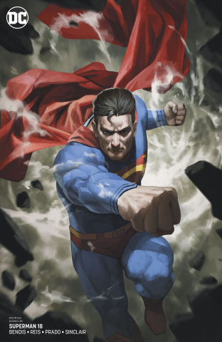 Superman #18 (Variant Cover)