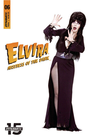 Elvira: Mistress of the Dark #6 (Photo Cover)