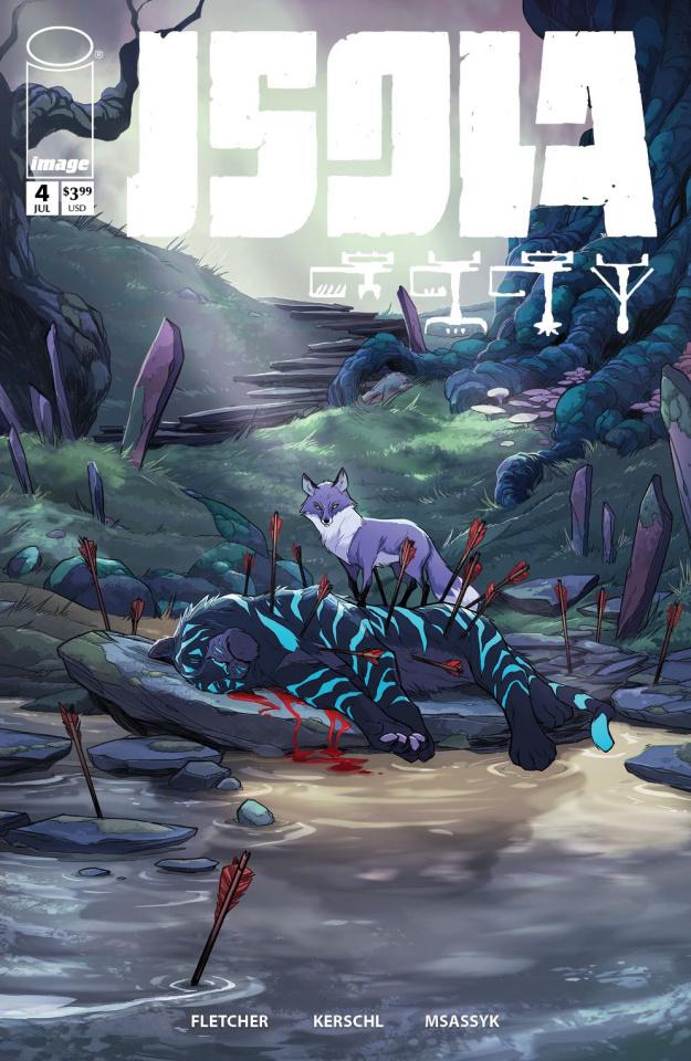 Isola #4 (Kerschl & Msassyk Cover)