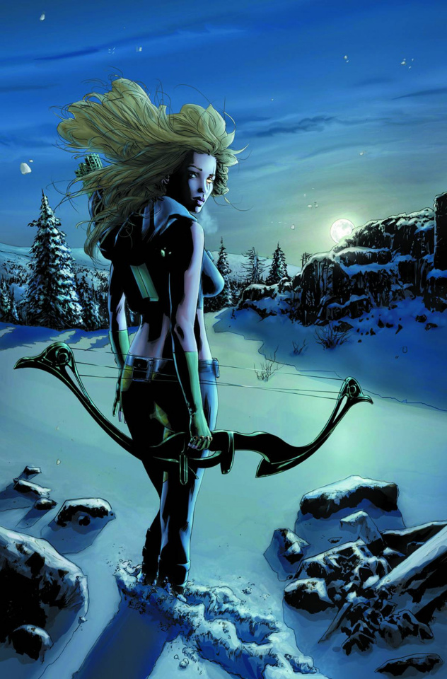 Grimm Fairy Tales: Robyn Hood - The Legend #5 (Triano Cover)