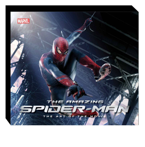 The Amazing Spider-Man: The Art of the Movie