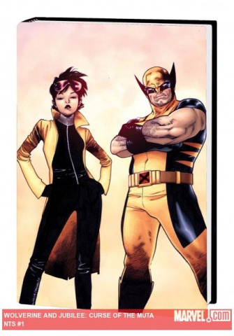 Wolverine and Jubilee: Curse of Mutants