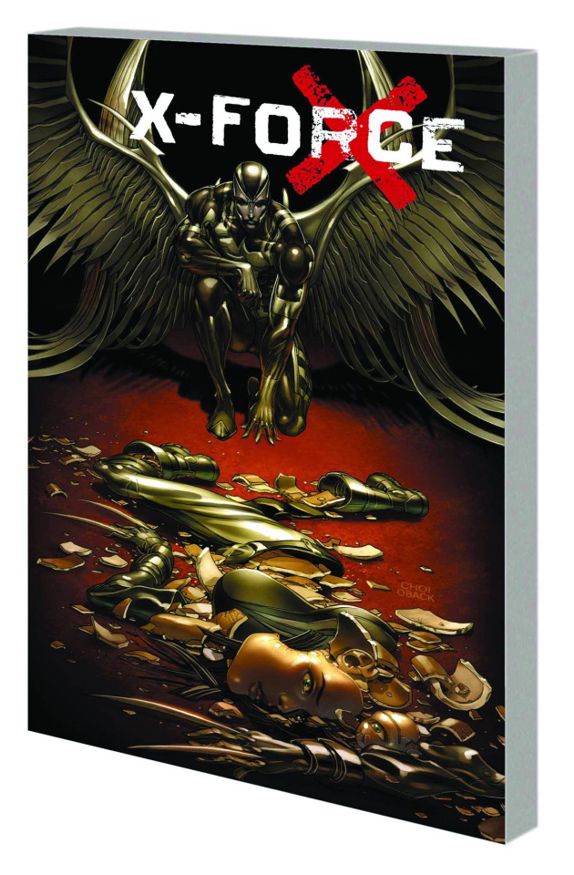 X-Force by Kyle and Yost Complete Collection Vol. 2
