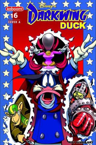 Darkwing Duck #16