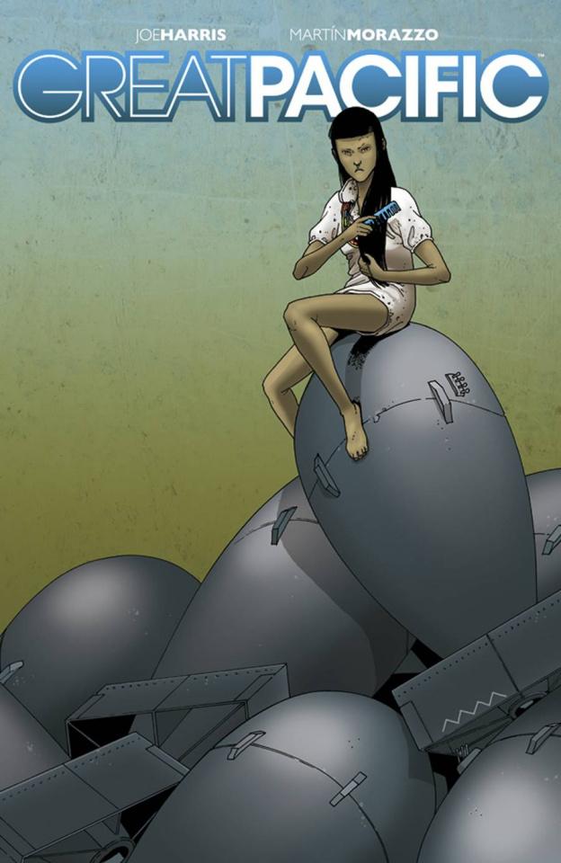The Great Pacific #15 (Morazzo Cover)