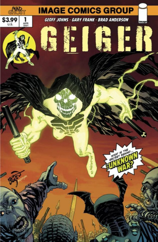 Geiger #1 (Larsen Cover)