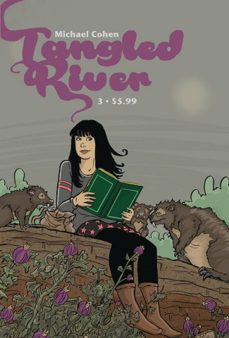 Tangled River #3 (Jenni Gregory Cover)