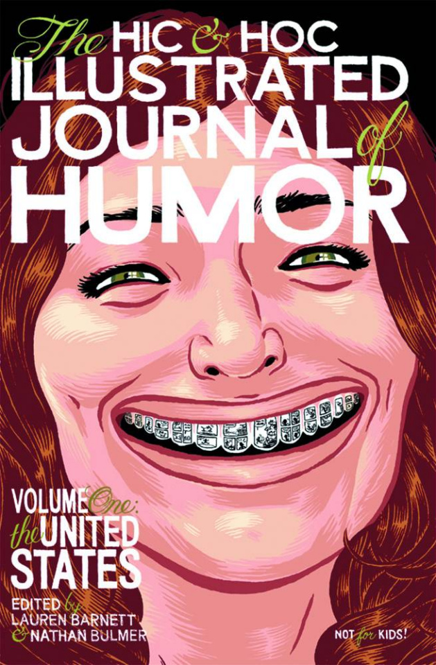 The Hic & Hoc Illustrated Journal of Humor Vol. 1: The United States
