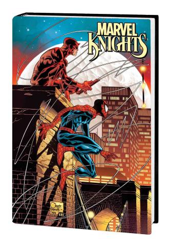 Marvel Knights by Joe Quesada