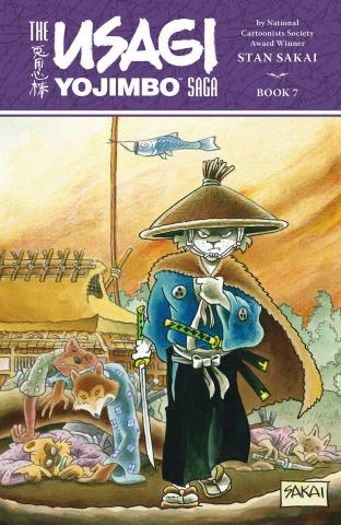 The Usagi Yojimbo Saga Vol. 7