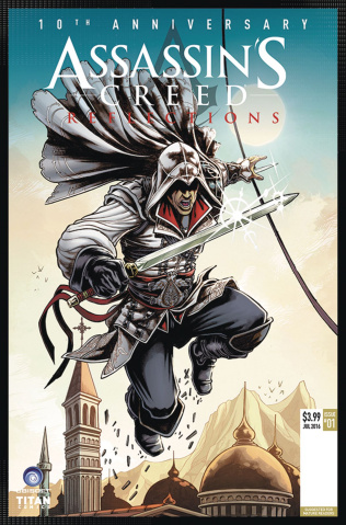 Assassin's Creed: Reflections #1 (Arranz Cover)