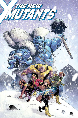 The New Mutants: Dead Souls #2