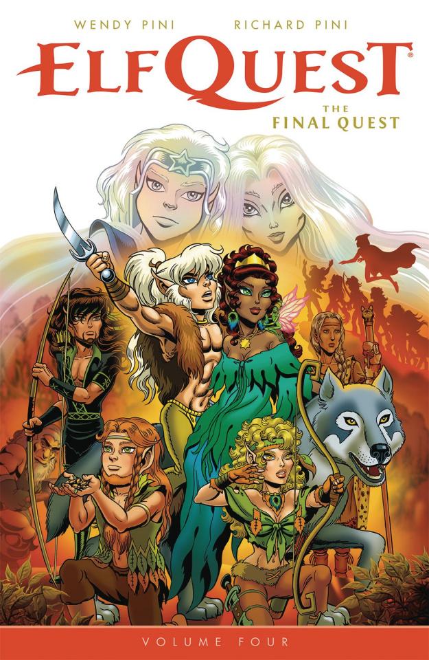 ElfQuest: The Final Quest Vol. 4
