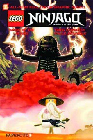 Ninjago Vol. 2: Mask of the Sensei