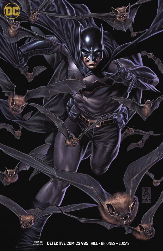Detective Comics #985 (Variant Cover)