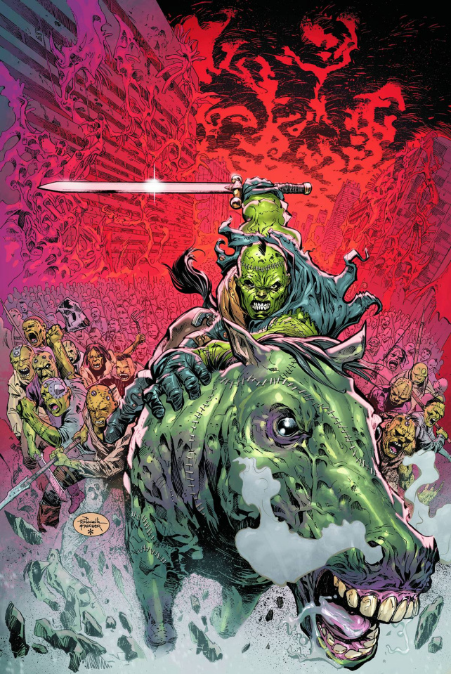 Frankenstein: Agent of S.H.A.D.E. Vol: 2: Secrets Dead