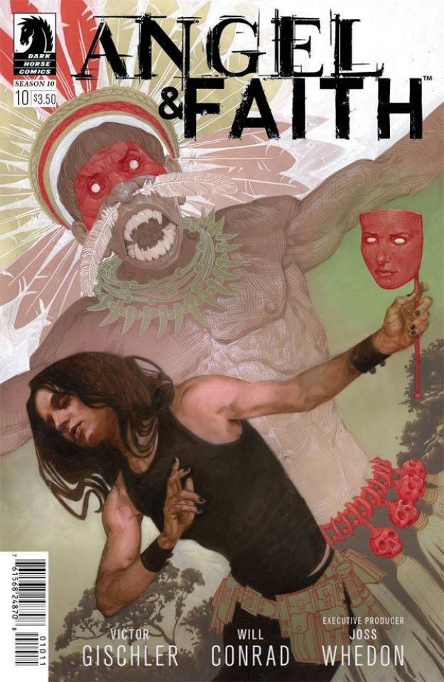 Angel and Faith, Season 10 #10
