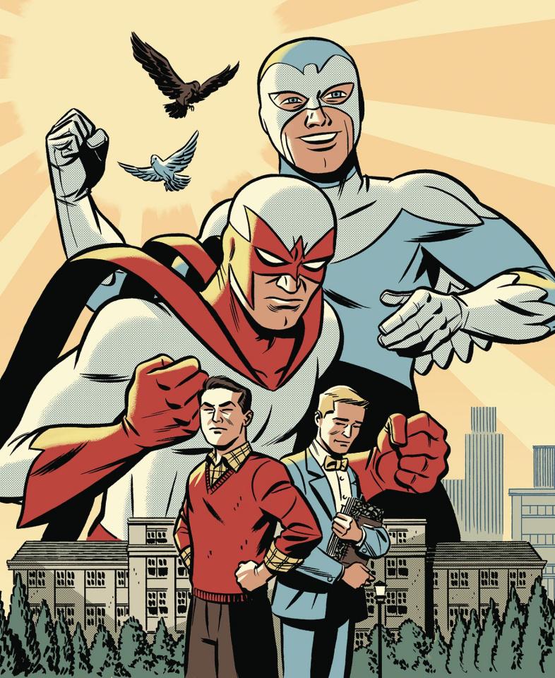 Hawk and Dove: The Silver Age