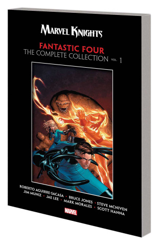 Marvel Knights: Fantastic Four Vol. 1 (Complete Collection)