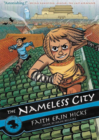 The Nameless City Vol. 1
