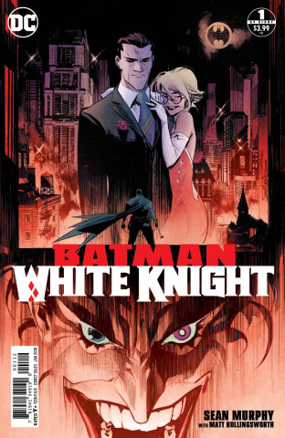 Batman: White Knight #1 (2nd Printing)