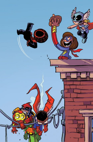 All-New All-Different Avengers Annual #1 (Young Cover)