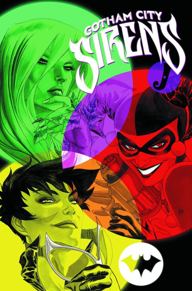 Gotham City Sirens Book 2