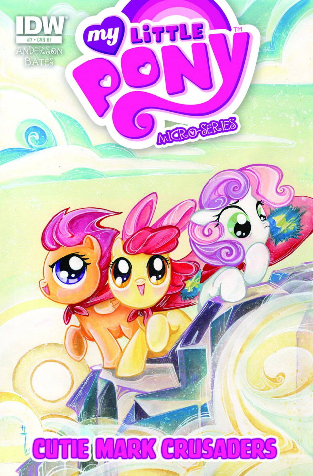 My Little Pony Micro-Series #7: Cutie Mark Crusaders