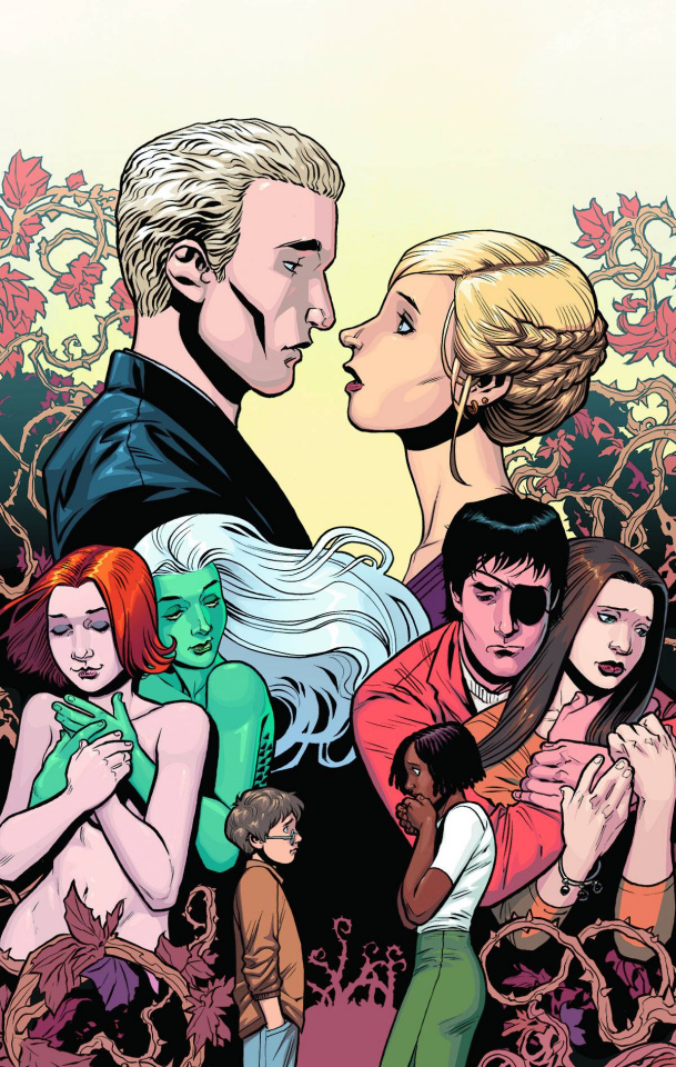 Buffy the Vampire Slayer, Season 10 #11 (Isaacs Cover)