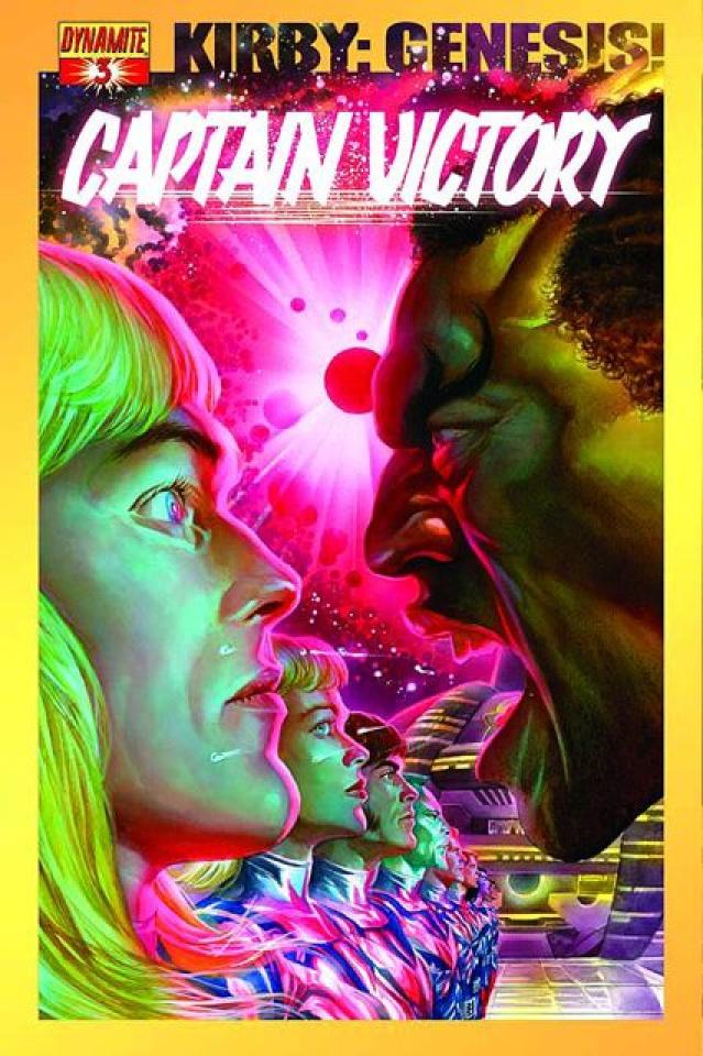 Kirby Genesis: Captain Victory #3