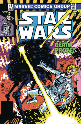 Star Wars: Death Probe #1 (True Believers)