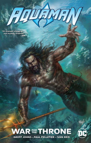 Aquaman: The Throne of Atlantis
