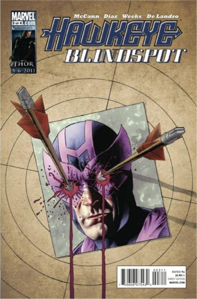 Hawkeye: Blindspot #3