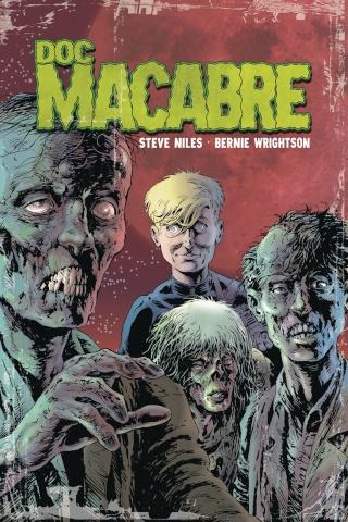 Doc Macabre (Treasury Edition)