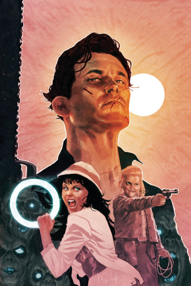 Army of Darkness / Xena: Forever... And a Day #4 (10 Copy Cover)