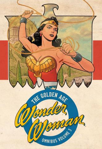 Wonder Woman: The Golden Age Vol. 3 (Omnibus)