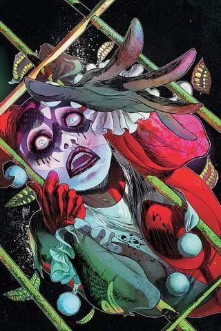 Gotham City Sirens #21