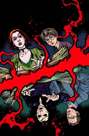 Buffy the Vampire Slayer, Season 10 #6 (Isaacs & Jackson Cover)